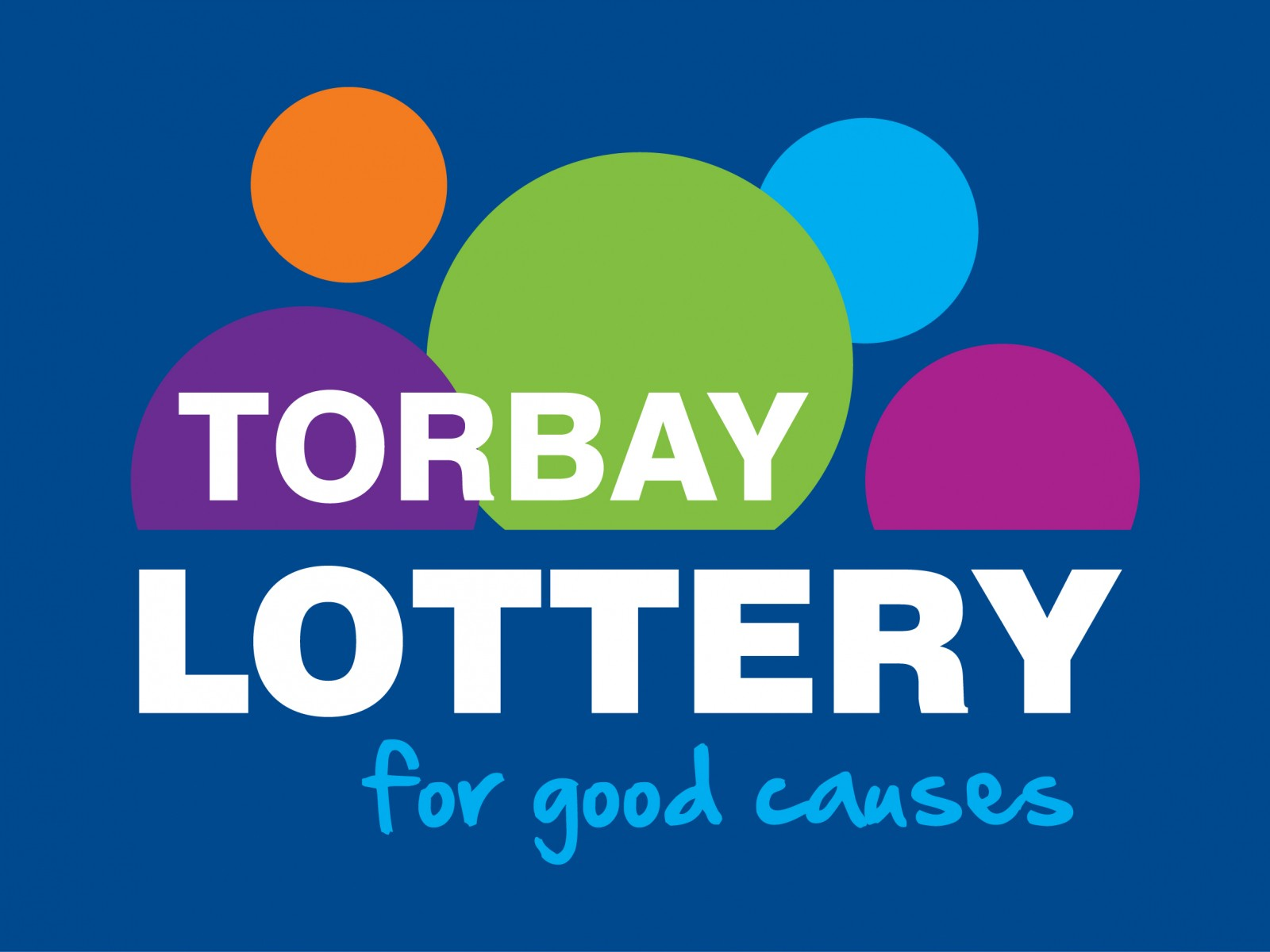 3 today! Torbay Lottery celebrates