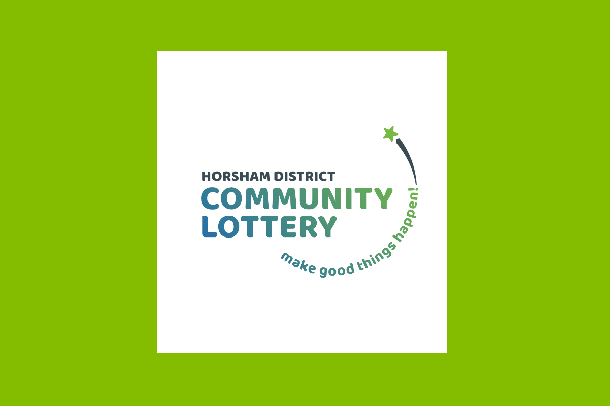 Best of luck to Horsham District Community Lottery tickets go on sale
