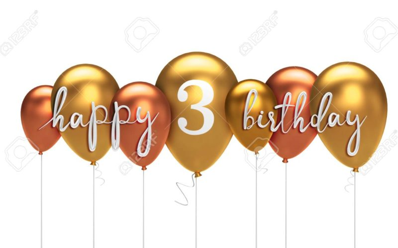 Happy 3rd Birthday to Gloucester Lottery