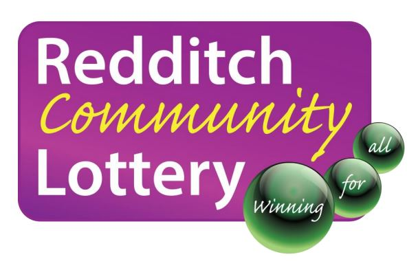 Redditch Community Lottery – first draw is tomorrow!